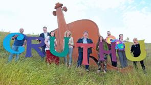 Longford Cruthú Arts Festival: All eyes on Square Eyes youth art project