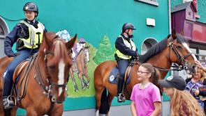 Garda Mounted Unit in Ballymahon to oversee Leinster Fleadh