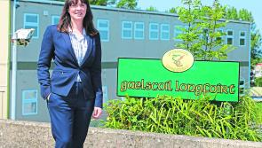 Longford Lives: Andree Nic Aonghusa starting a new chapter at Gaelscoil Longfoirt