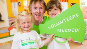 Barnardos and Dell EMC launch local volunteer drive in Longford