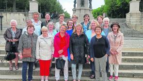 Longford County Choir hits the high notes on visit to  Noyal-Chatillon-Sur-Seiche