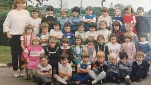 Newtowncashel National School Golden Jubilee reunion and fundraising event