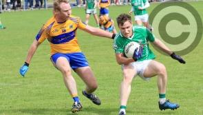 Longford Senior Football Championship: Clonguish in control against Carrickedmond