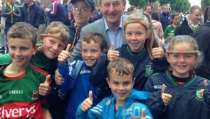 Former Taoiseach Enda Kenny wins for third time in Longford GAA club lotto draw