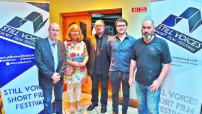 Successful weekend in Ballymahon for Still Voices  Film Festival