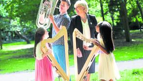 Creative Ireland seeks to ensure that every child will have access to the arts