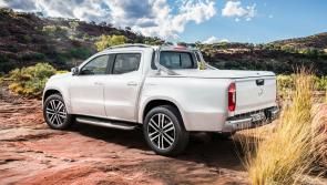 New Mercedes-Benz X-Class pickup will be launched in Ireland in November