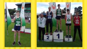 Longford athlete Cian McPhillips makes his mark on international stage winning gold for Ireland at Celtic Games