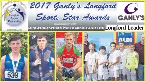 GET VOTING: Ganly's Longford Sports of the Month Award for July