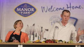Visitors at Taste of Cavan invited to take Manor Farm's Healthier Eating Challenge