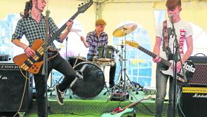 Longford band Reprisal set for Electric Picnic