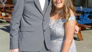 Gallery: Ballymahon students step out in style for Mercy Secondary School graduation dance