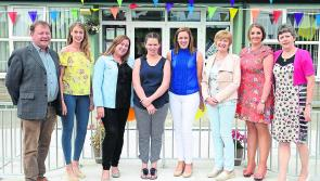 St Mary's National School, Newtowncashel, celebrates 50 years