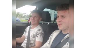 VIDEO: Westmeath GAA players go viral with hilarious 'Carpool Karaoke' skit