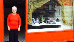 Pop-up charity shop opens for two days in Longford town