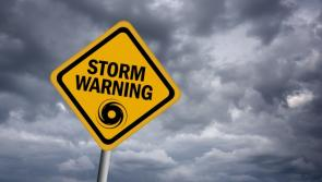 Weather Warning: Batten down the hatches, Longford, storms on the way according to Met Éireann