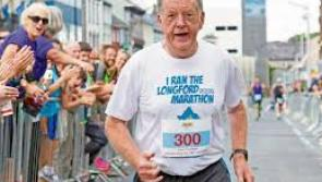 Running for Gold: hitting the road for Longford Marathon