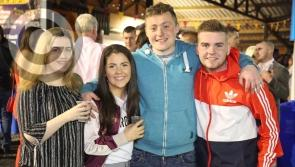 Gallery:  Stepping out at the  Marquee in Drumlish Festival 2017