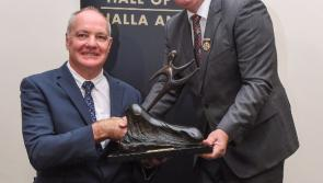 IN PICTURES: Offaly GAA legends honoured in Croke Park