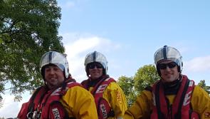 Lough Ree RNLI crew assist nine people aboard grounded cruiser