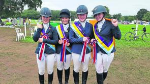 International success for Longford Pony Club