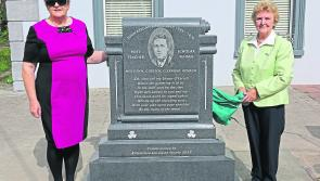 Ballymahon pays homage to famed poet Leo Casey