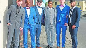 PICTURES: Longford students enjoy St. Mel's College graduation dance