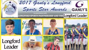 GET VOTING: Ganly's Longford Sports Star of the Month Award for August