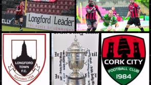 POLL: Fancy yourself as a soccer pundit? Predict the winner of Longford Town v Cork City in FAI Cup quarter-final