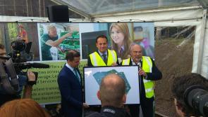 An Taoiseach Leo Varadkar turns sod on €233 million Center Parcs Longford Forest
