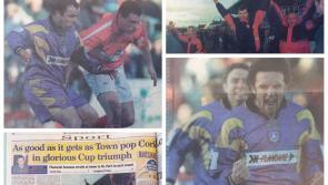 As good as it gets as Longford Town pop Cork in glorious FAI Cup triumph