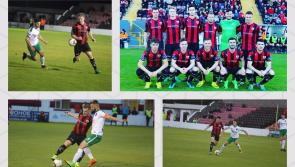 Battling Longford Town unable to halt the march of Cup holders Cork City