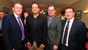 Photo Gallery: An Taoiseach Leo Varadkar enjoys the 'sport of kings' at Kilbeggan