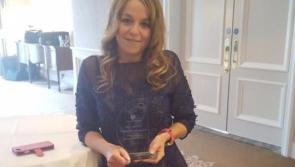 Hero Award for Longford Campaigner, Jillian McNulty