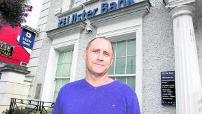 'Sad day for Edgeworthstown' as Ulster Bank closes its doors for final time