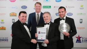 Hanlon's Gala Service Station Longford wins prestigious industry award