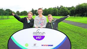 Pictures: Twenty-two parishes represented at hugely successful Longford Parish parkrun