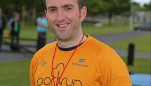 OT's David Cryan to attend Longford's 100th parkrun