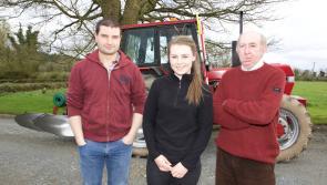 Longford Ploughing is a family affair