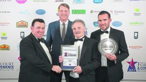 Longford firm Hanlon's Gala Service Station wins prestigious industry award