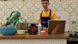 Granard teenager represents Co Longford in the Junior Baking Competition at National Ploughing Championships 2017