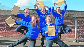 Top marks for Longford students
