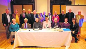 County Longford Historical Society celebrates its golden jubilee