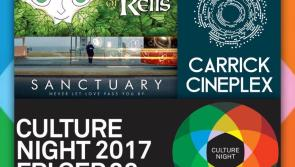 Culture Night with two special screenings at Carrick Cineplex