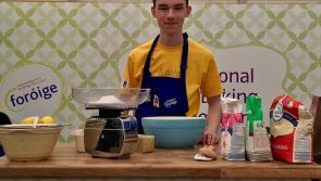 #Watch:  Longford teen Tommie Cunningham shines in the National Junior Baker Competition  Final at #Ploughing17