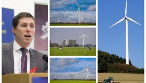 This will be of interest to Longford wind farm campaigners - Fine Gael and Fianna Fáil accused  of 'hypocrisy' over wind turbine Bill