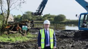 Longford-Westmeath TD talks up flood relief progress on River Shannon
