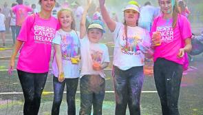 Longford Colour Run raises €7k for charity
