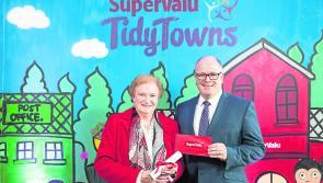 Mullinalaghta woman honoured at Tidy Towns awards ceremony