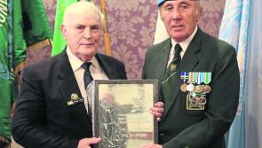 Longford Siege of Jadotville veteran honoured